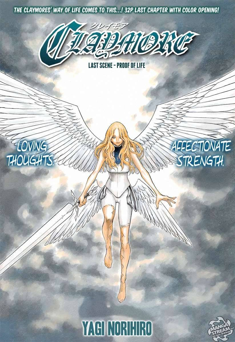 Claymore, Chapter 155 image 001