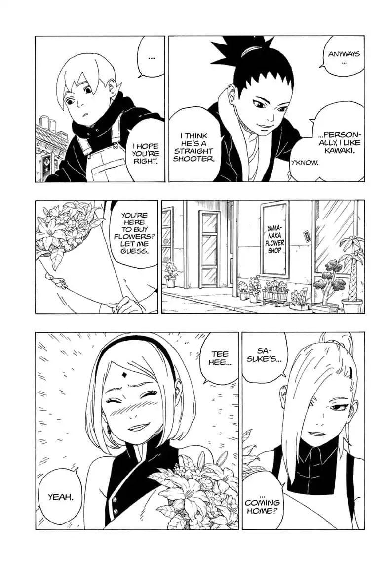 Boruto Manga, Chapter 36 image 012