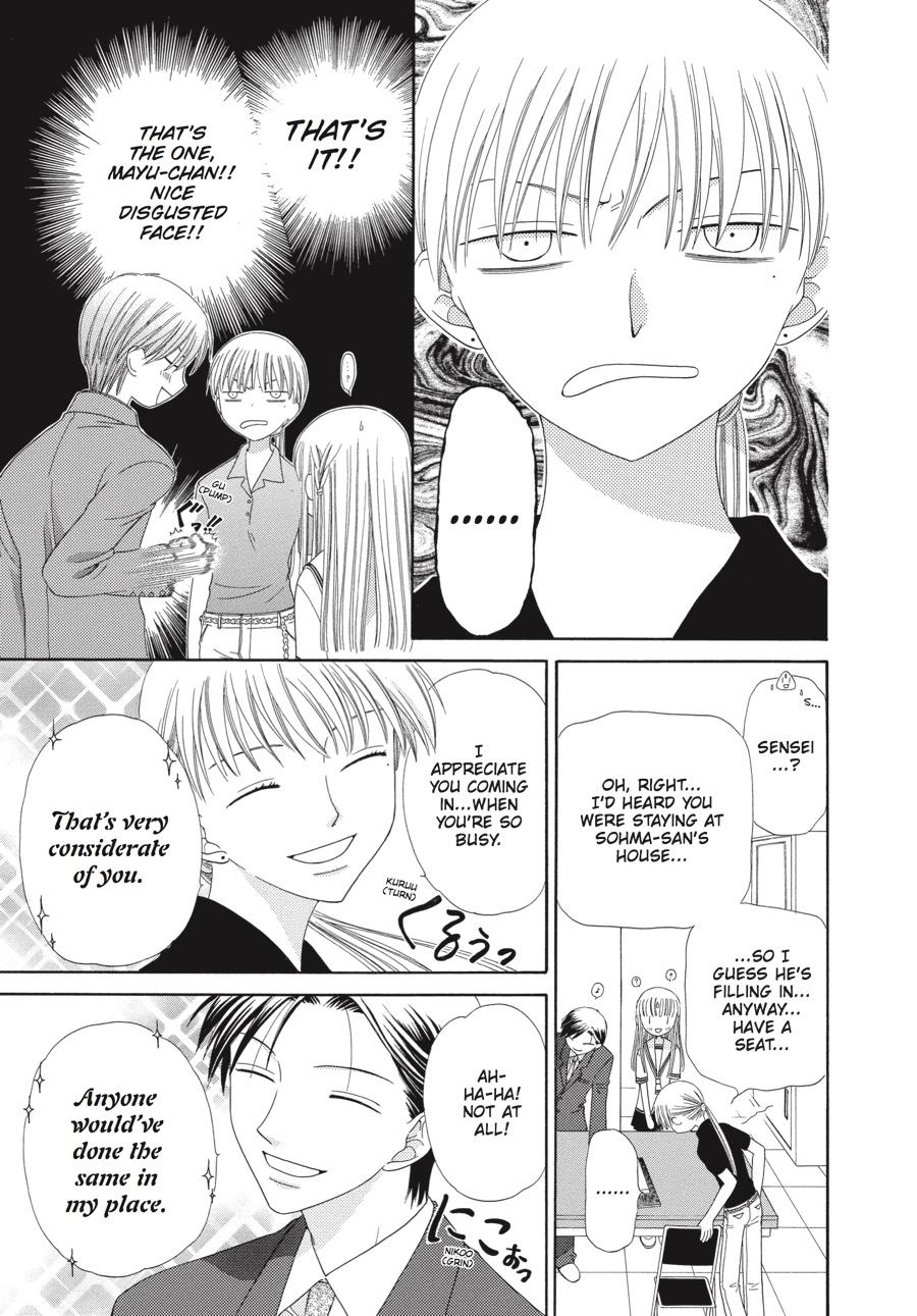 Fruits Basket, Chapter 71 image 009