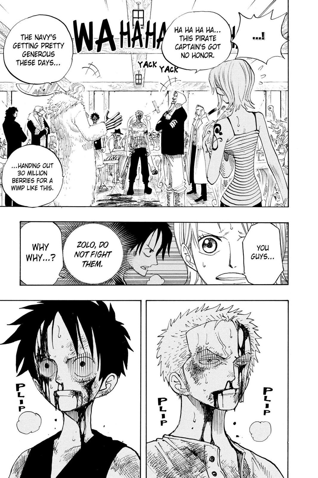 One Piece, Chapter 225 image 003