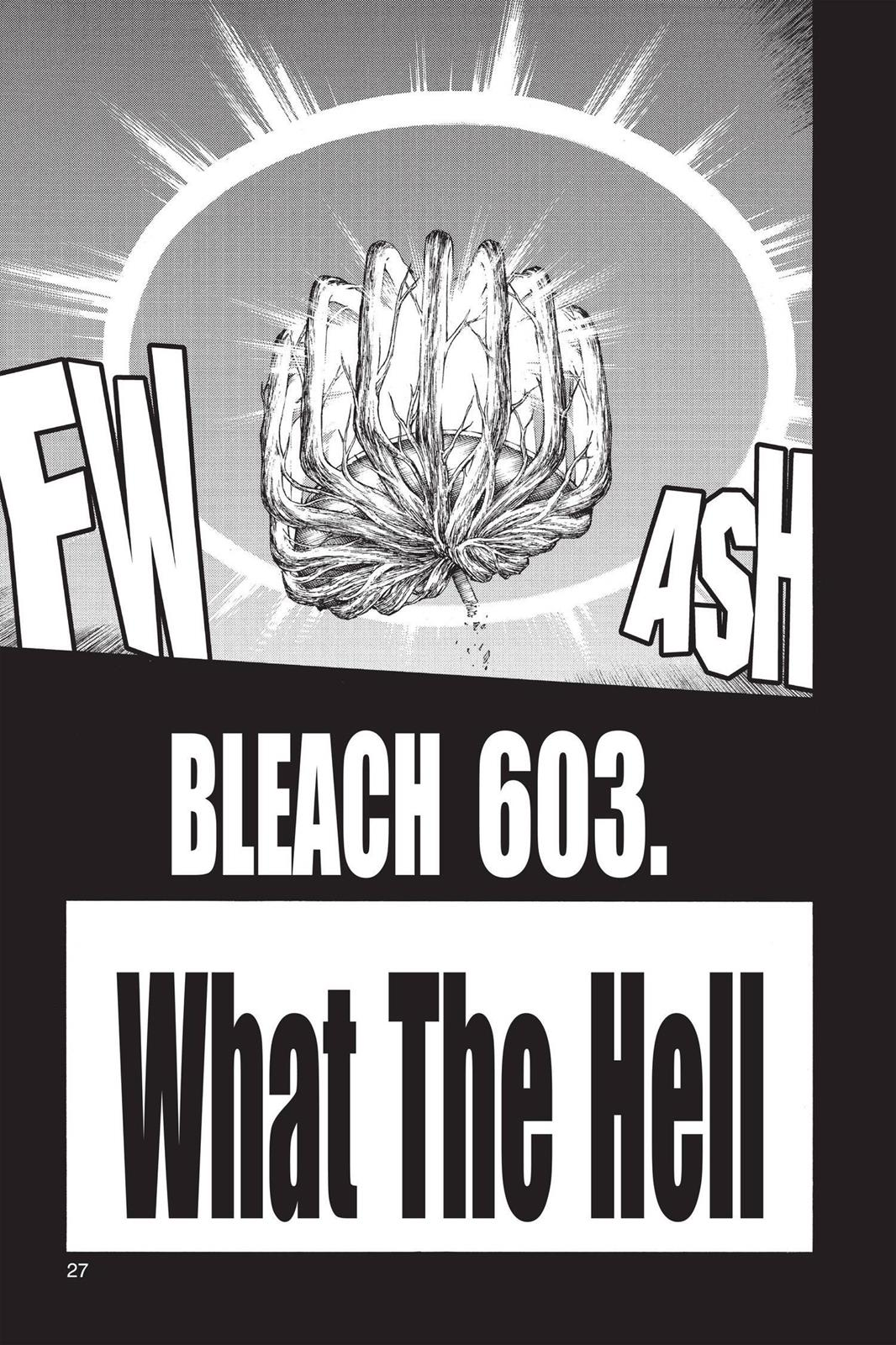Bleach, Chapter 603 image 003
