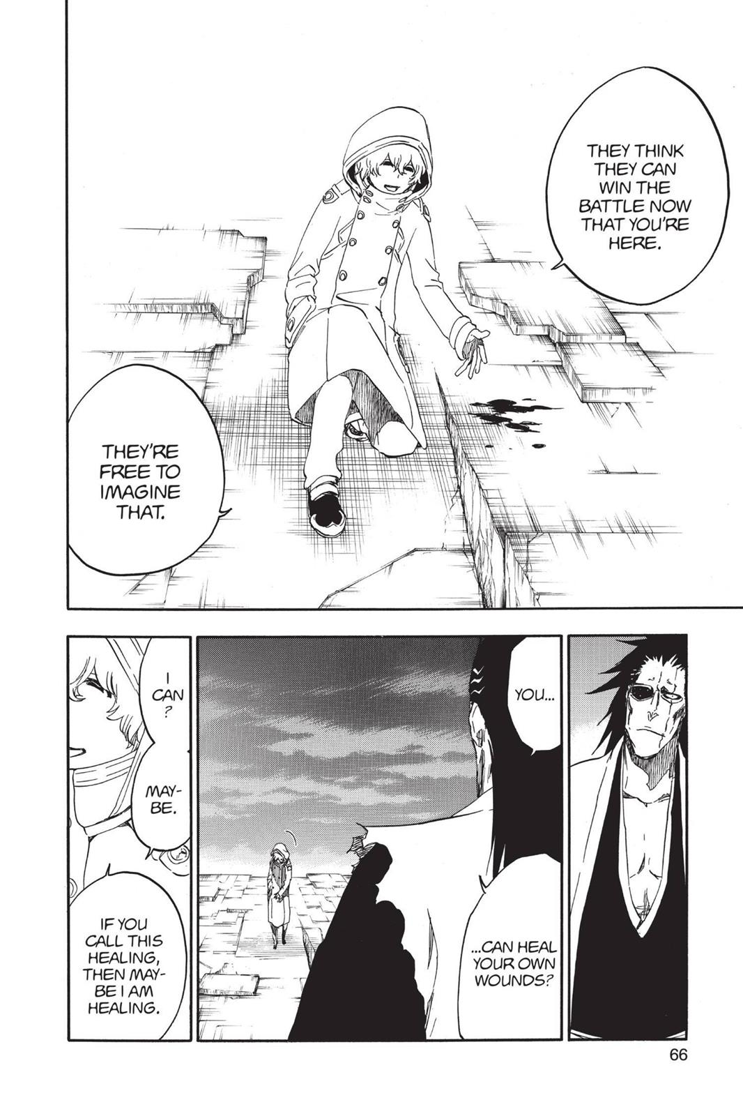 Bleach, Chapter 574 image 004
