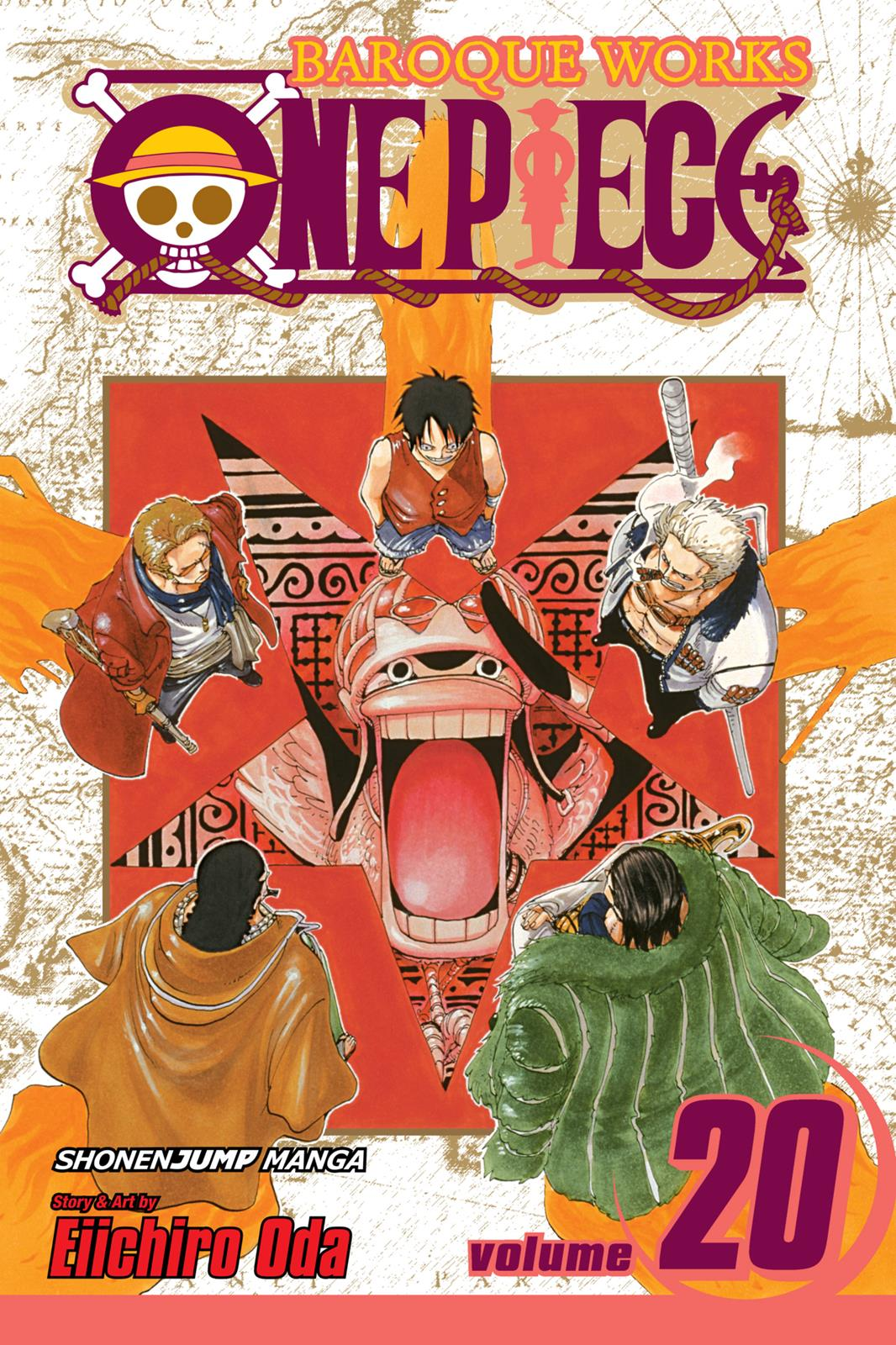 One Piece, Chapter 177 image 001