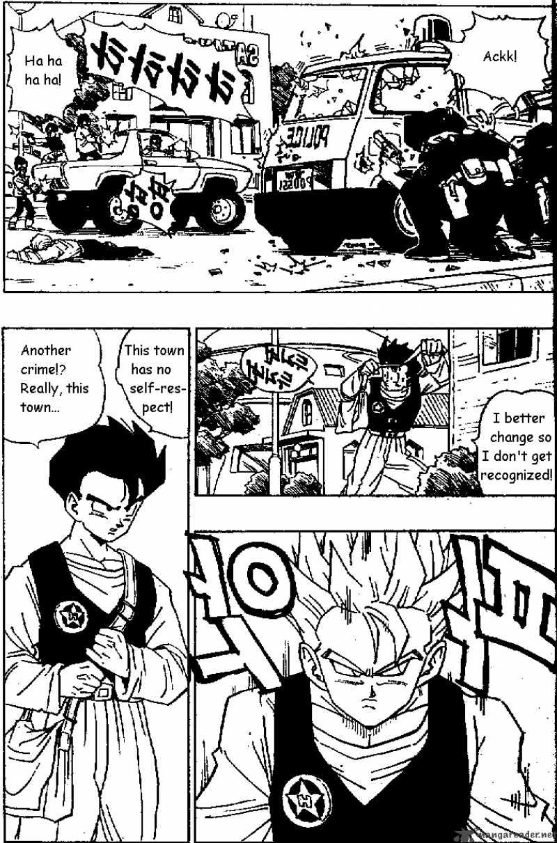 Dragon Ball, Chapter 422 image 007