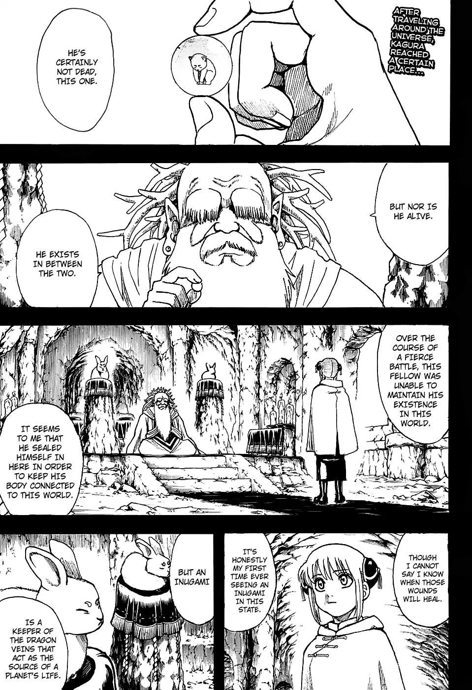 Gintama Chapter, 700 image 003