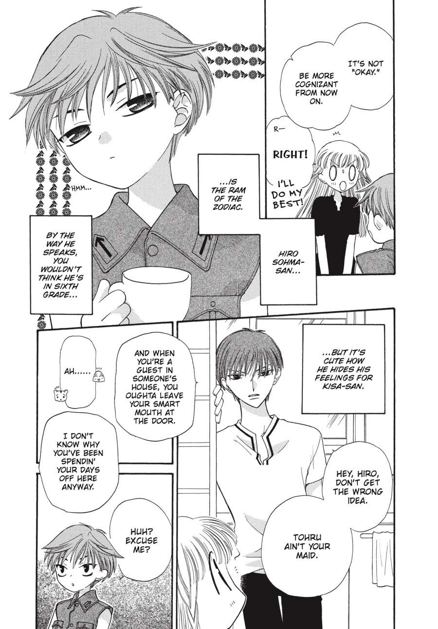 Fruits Basket, Chapter 38 image 003
