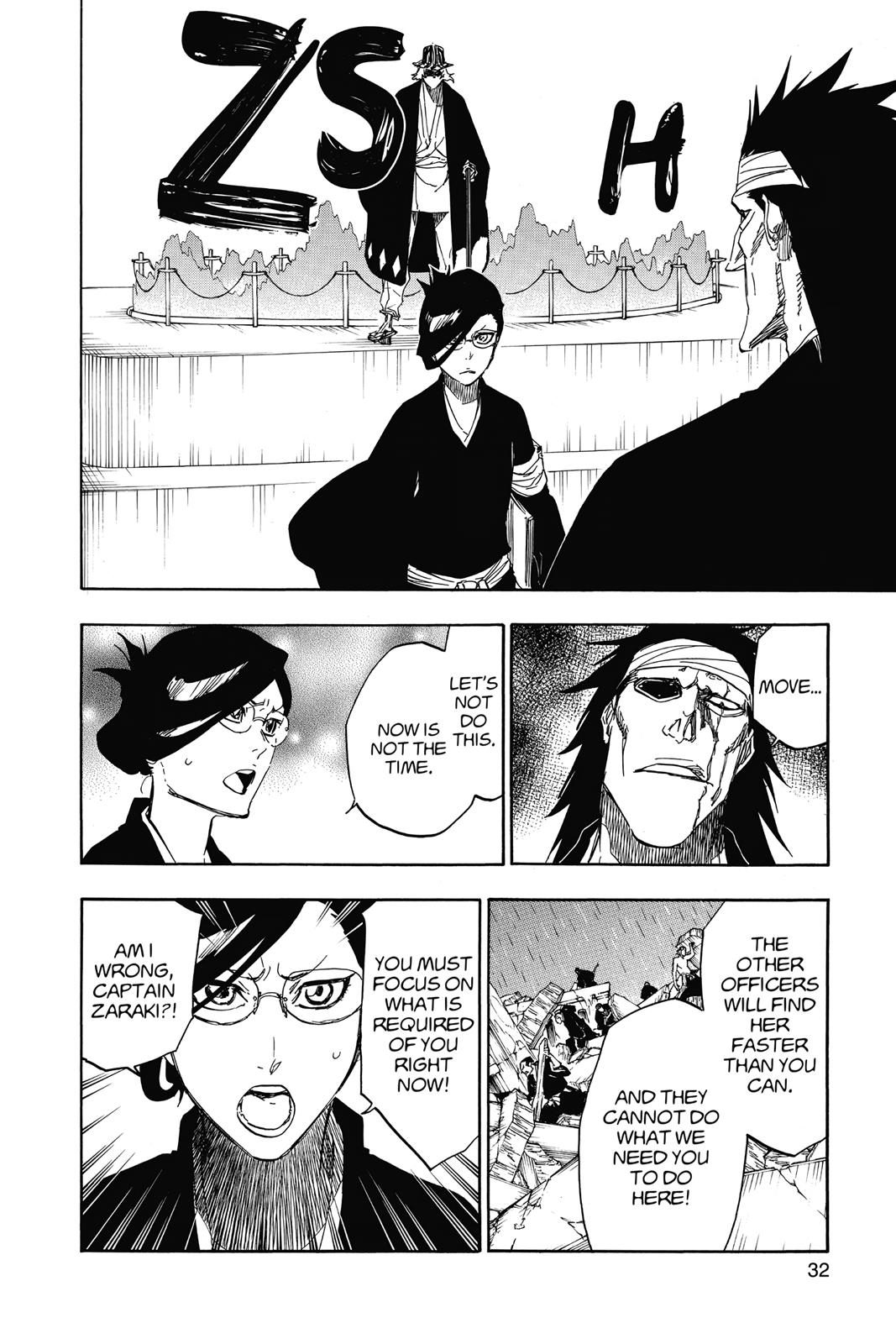 Bleach, Chapter 613 image 008