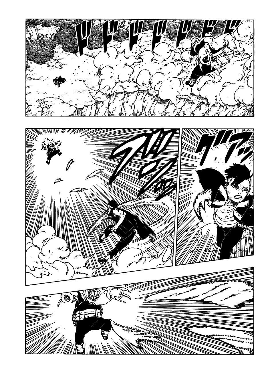Boruto Manga, Chapter 25 image 006