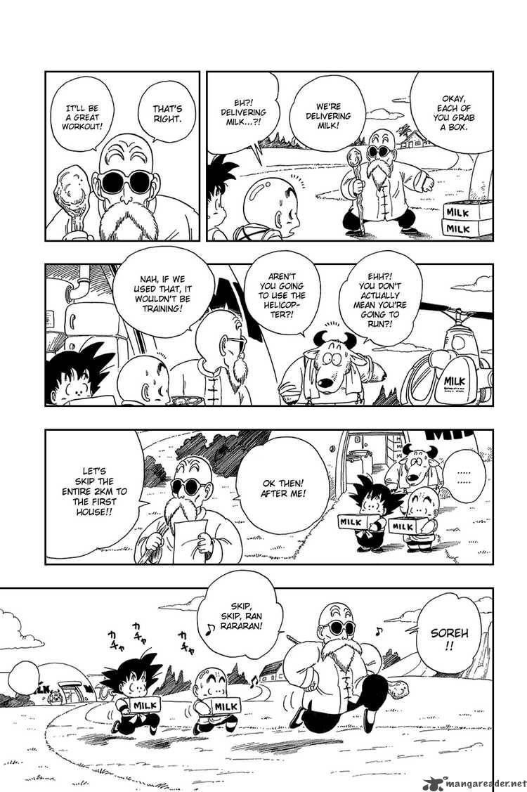 Dragon Ball, Chapter 30 image 013