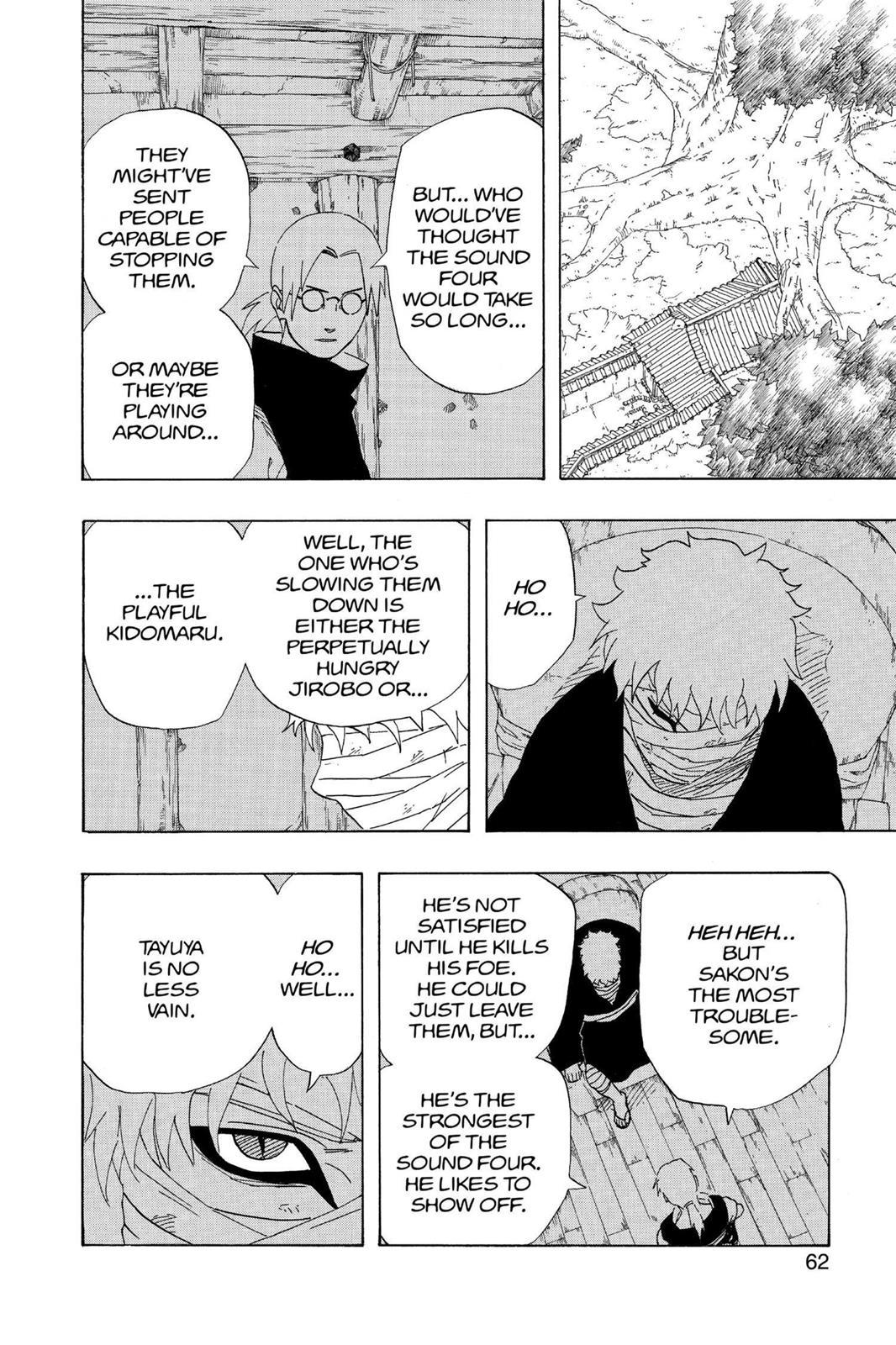 Naruto, Chapter 202 image 015