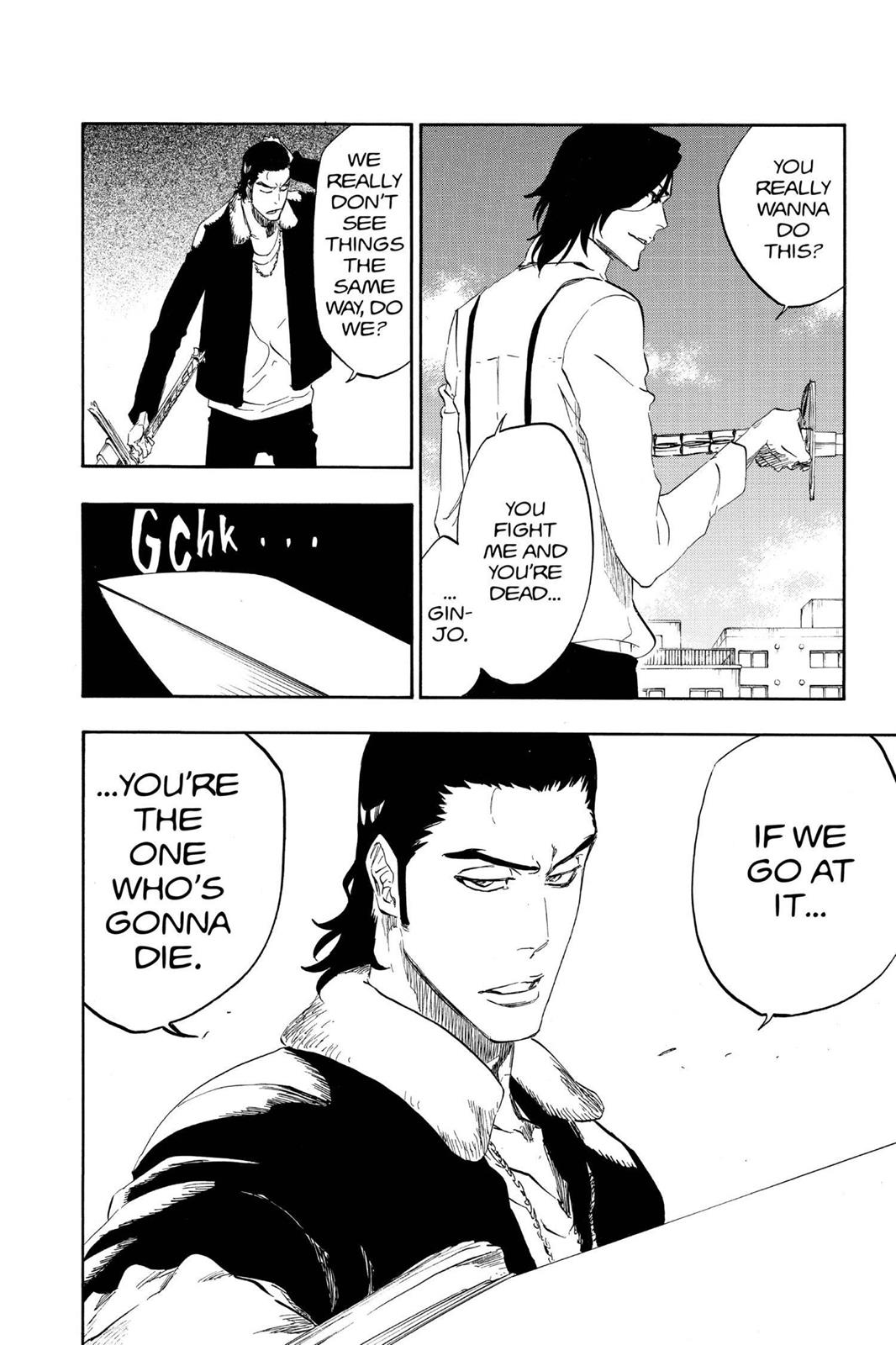 Bleach, Chapter 446 image 006
