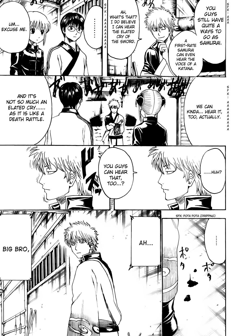 Gintama Chapter, 424 image 005