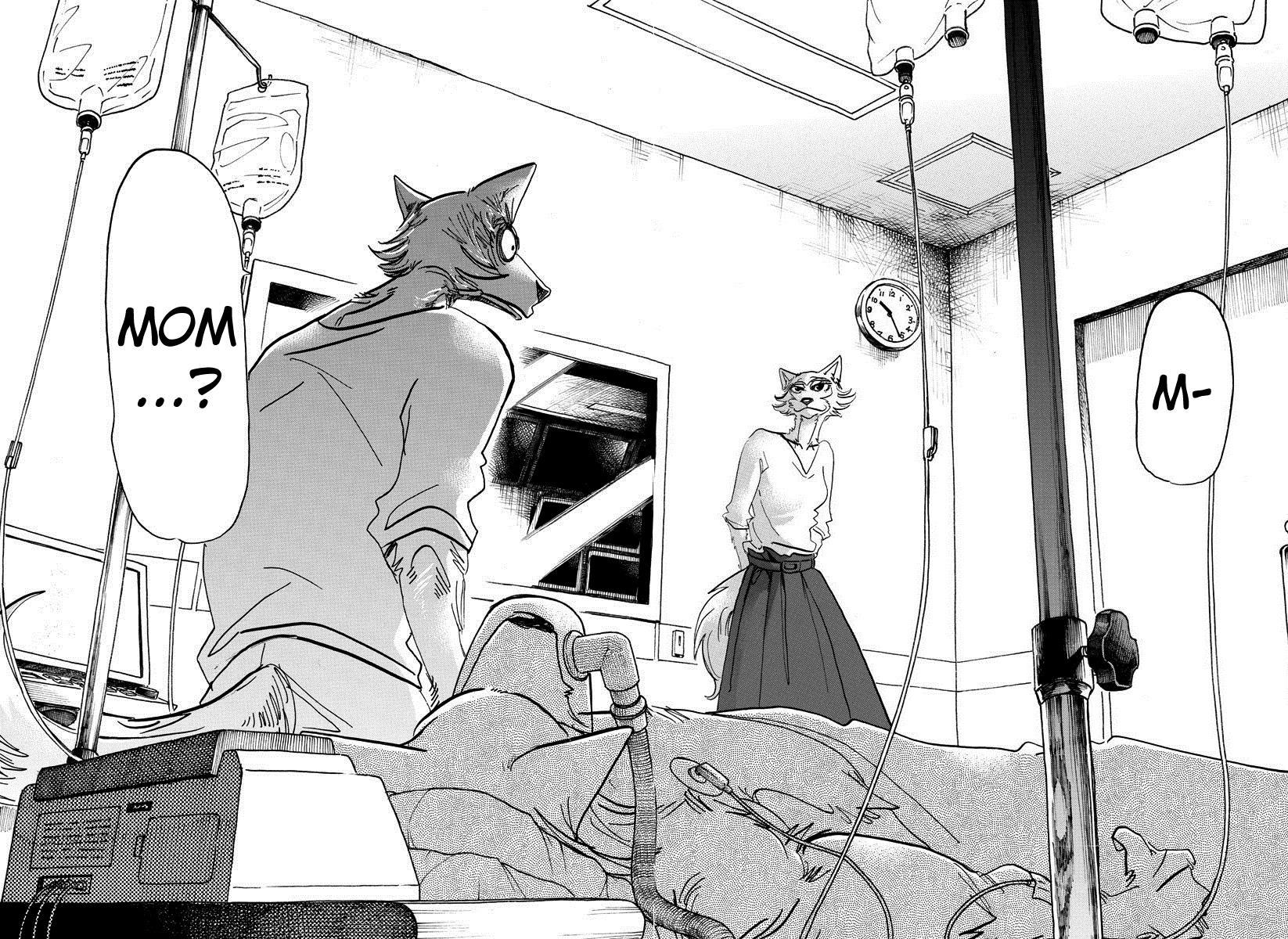 Beastars Manga, Chapter 132 image 018