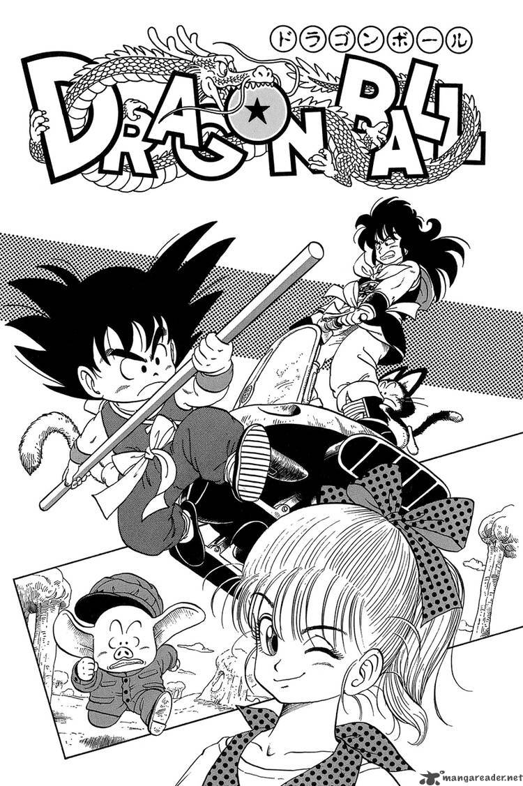 Dragon Ball, Chapter 14 image 023