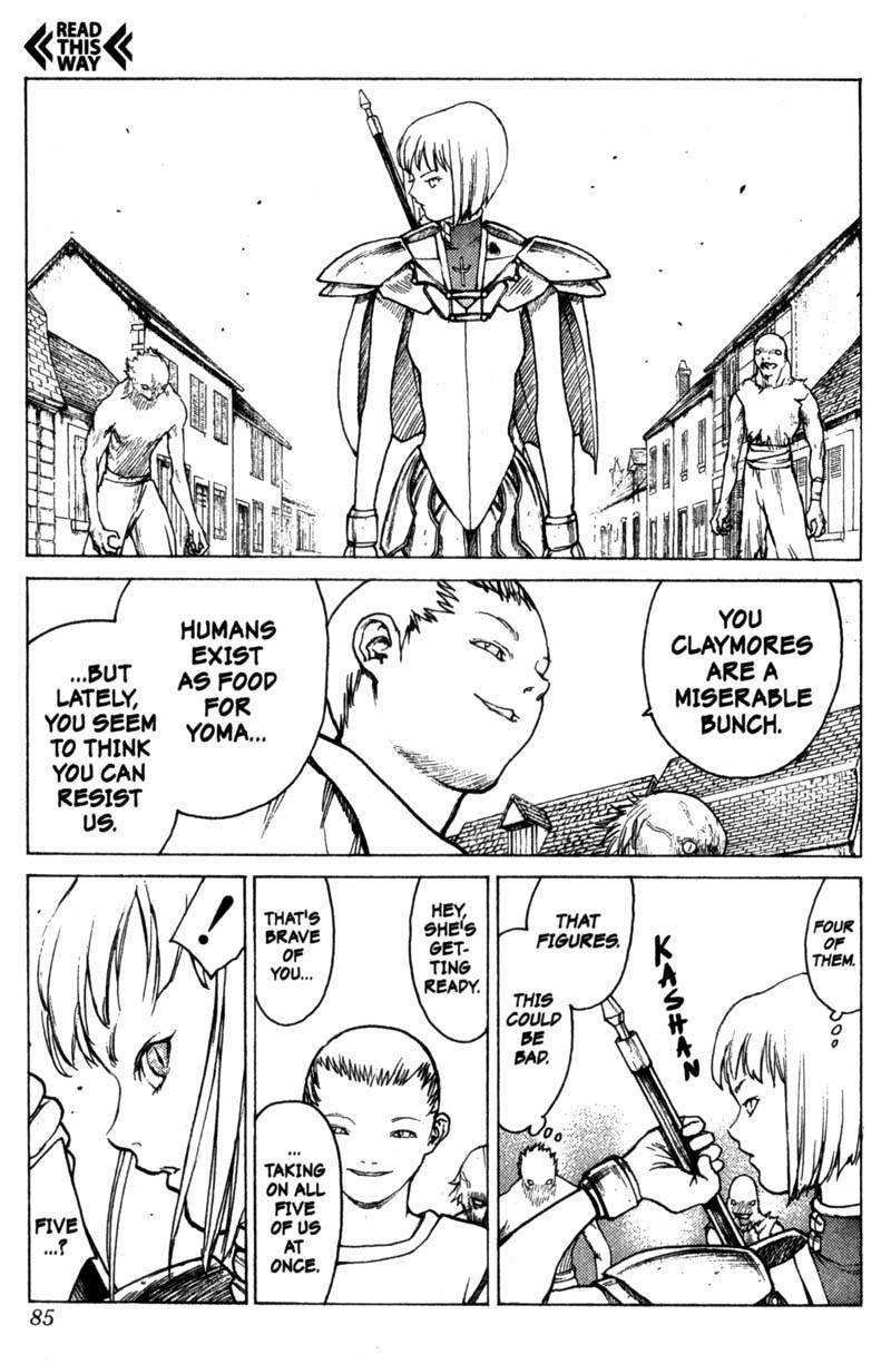 Claymore, Chapter 2 image 016