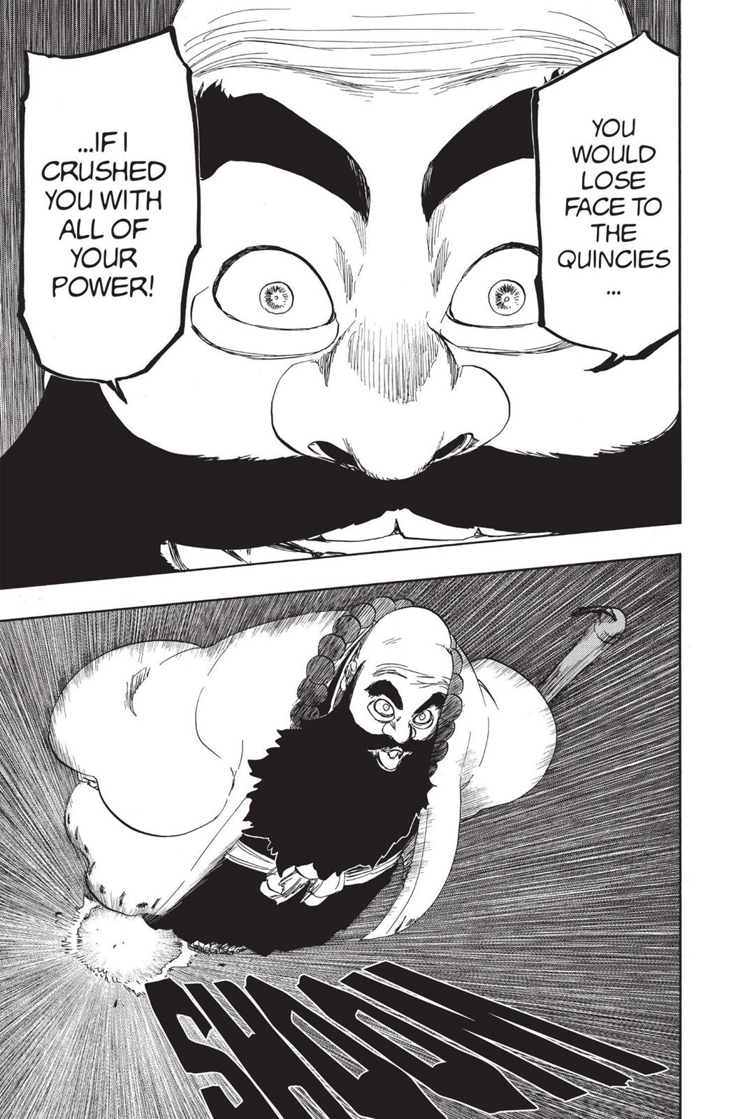 Bleach, Chapter 607 image 009