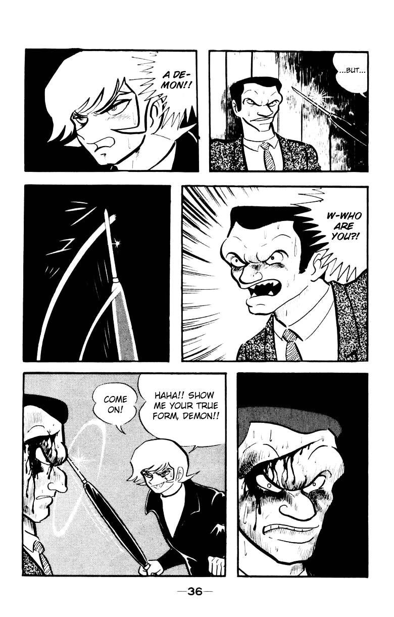 Devilman, Chapter 3 image 033