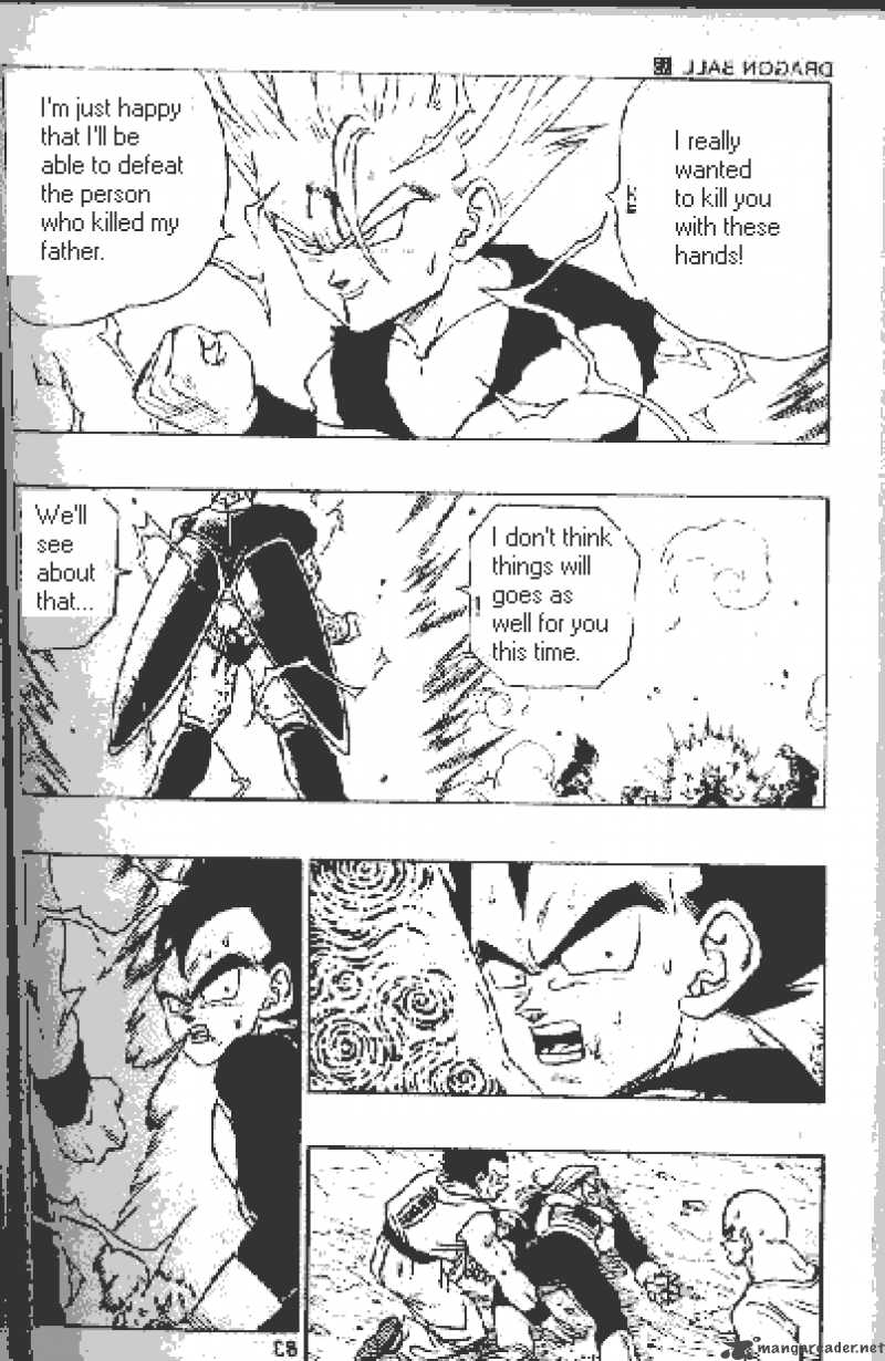 Dragon Ball, Chapter 415 image 003