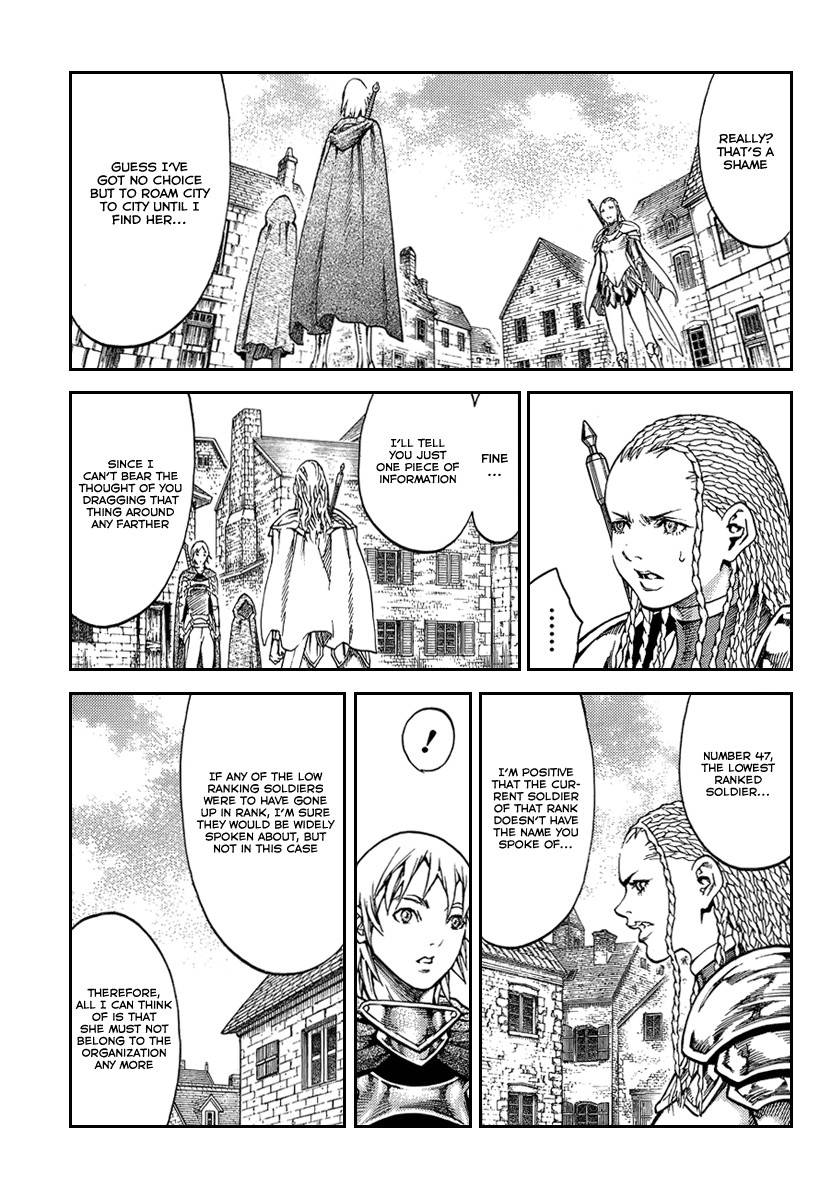 Claymore, Chapter 81 image 017