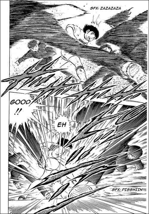 Captain Tsubasa, Chapter 52 image 034