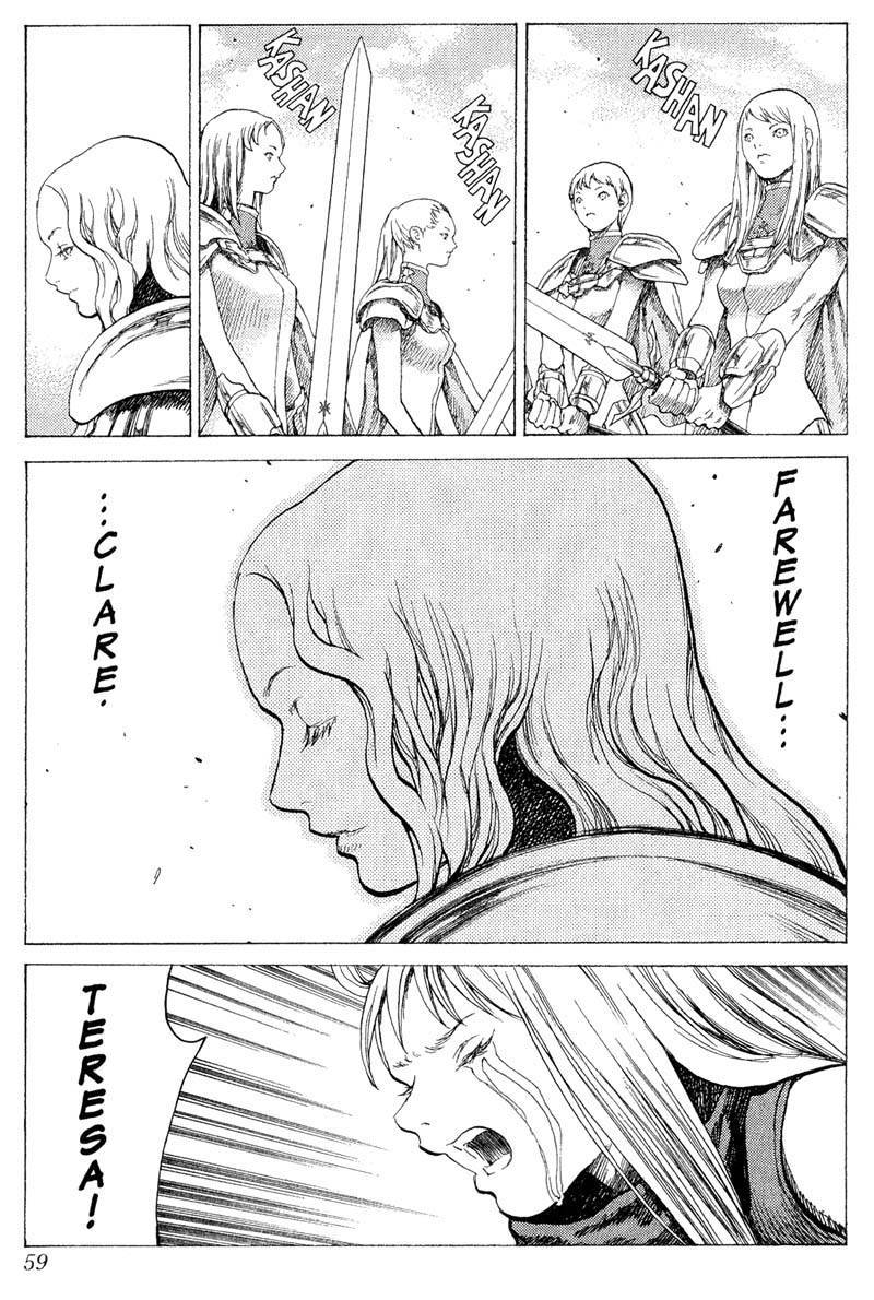 Claymore, Chapter 17 image 019
