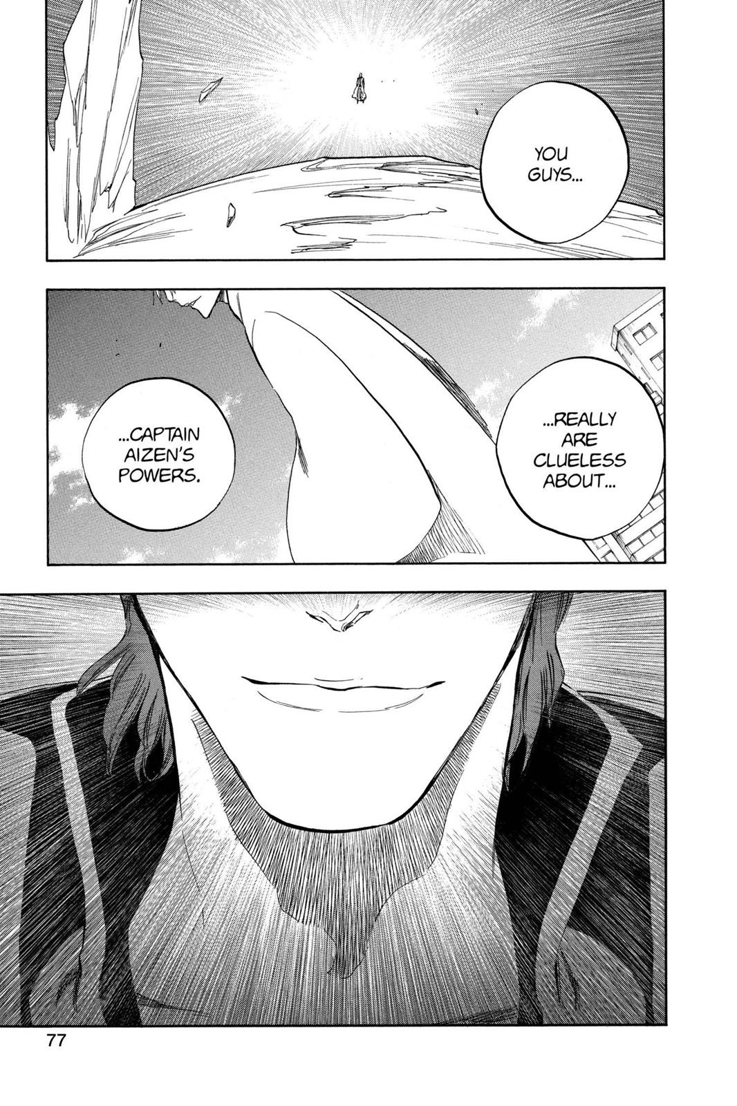 Bleach, Chapter 390 image 005