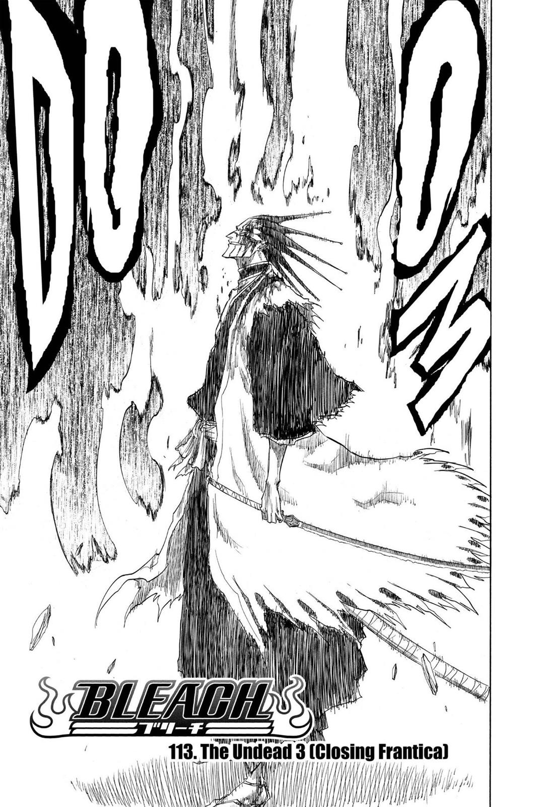 Bleach, Chapter 113 image 003