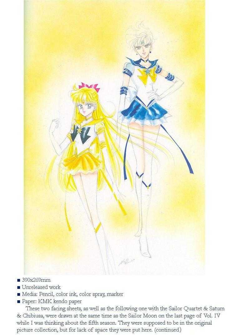 Sailor Moon, Cahpter 5 image 033