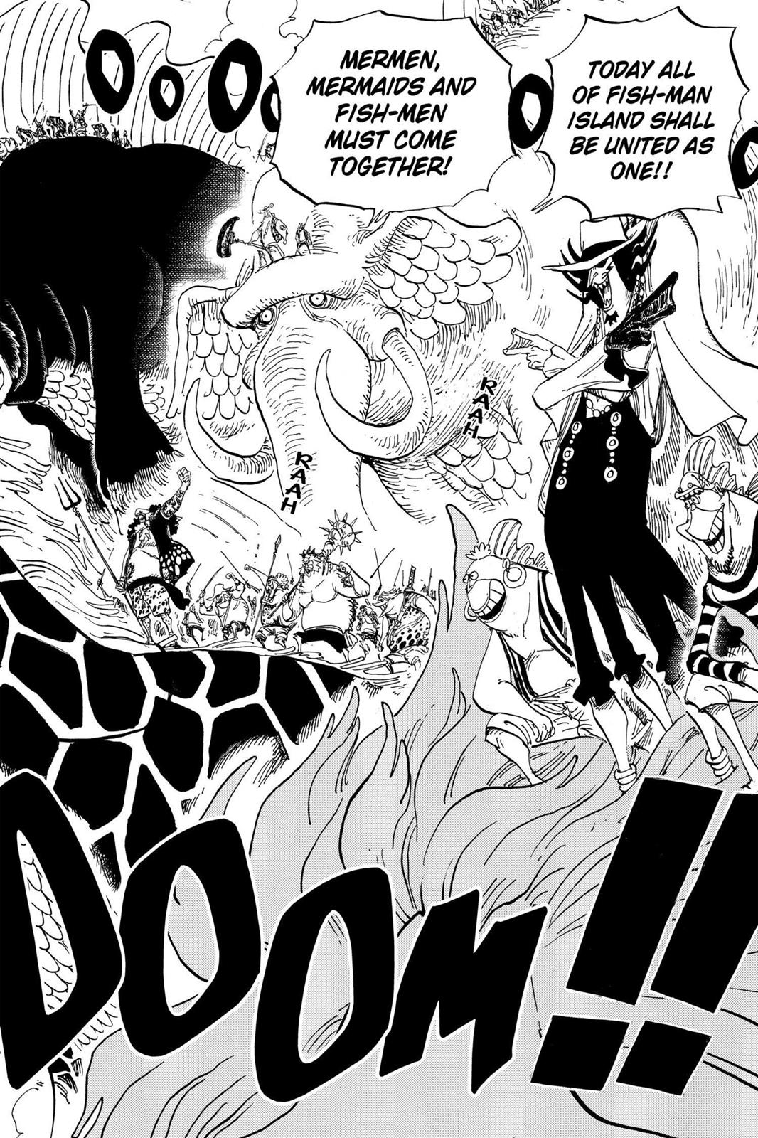 One Piece, Chapter 616 image 004