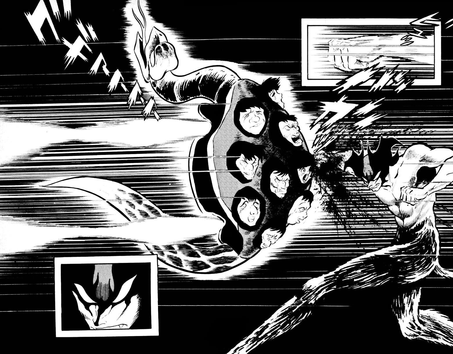 Devilman, Chapter 3 image 136