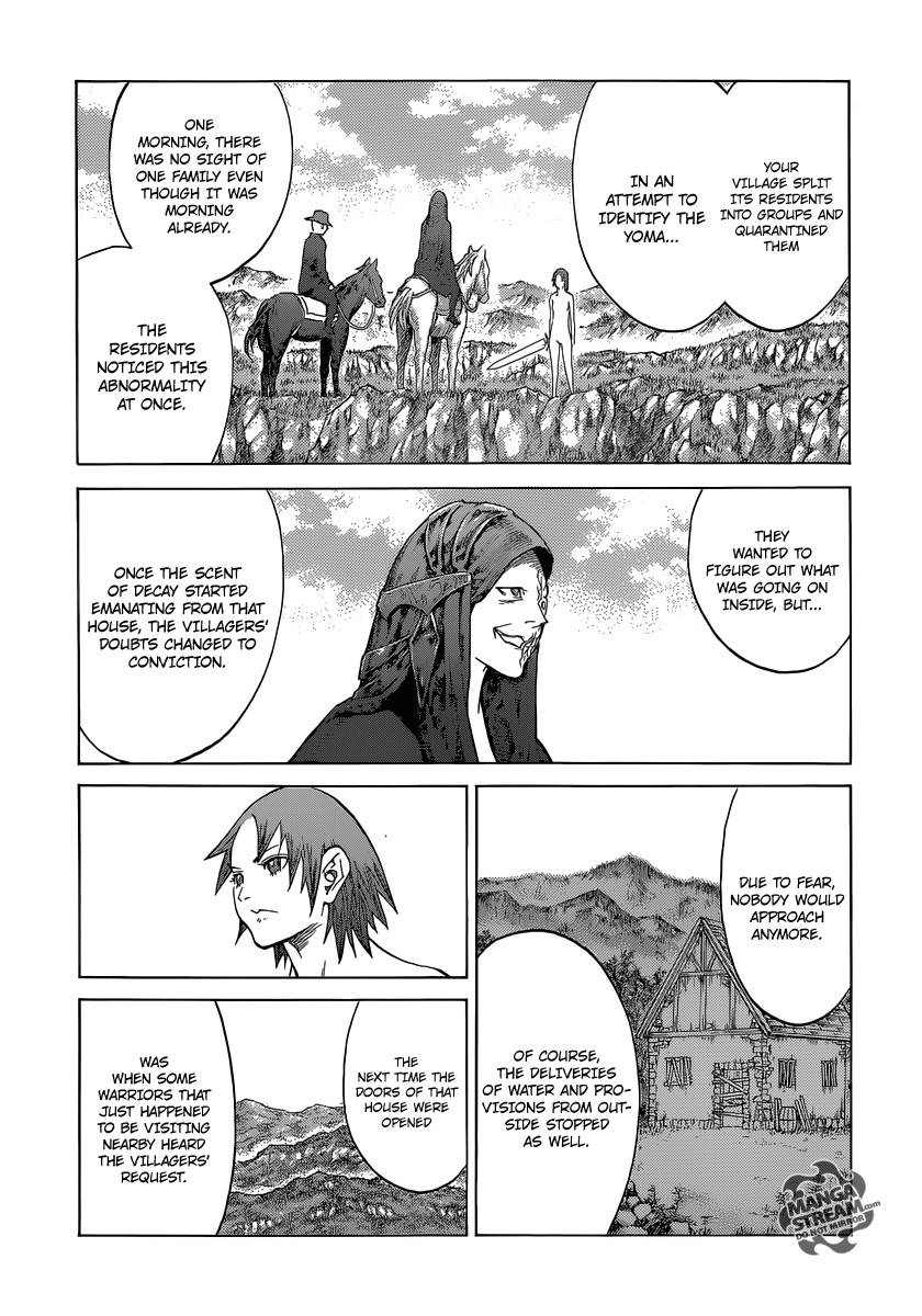 Claymore, Chapter 142 image 015