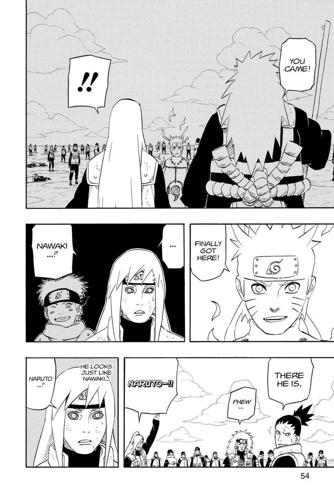 Naruto, Chapter 558 image 011