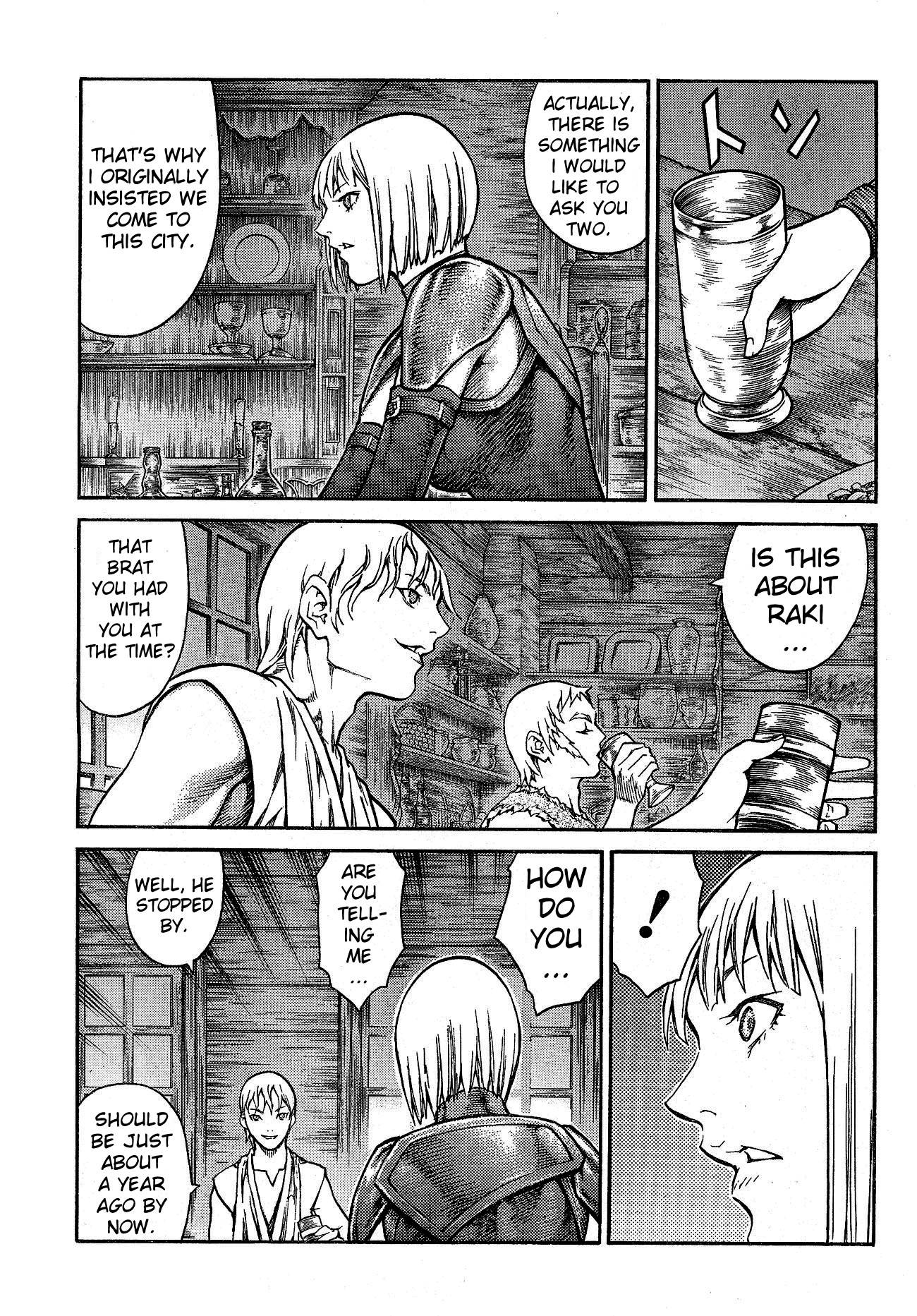 Claymore, Chapter 80 image 012