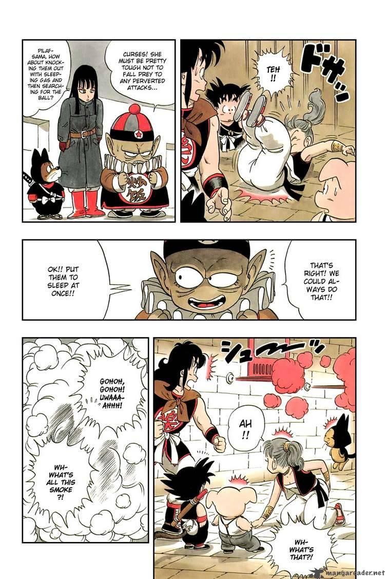 Dragon Ball, Chapter 19 image 009