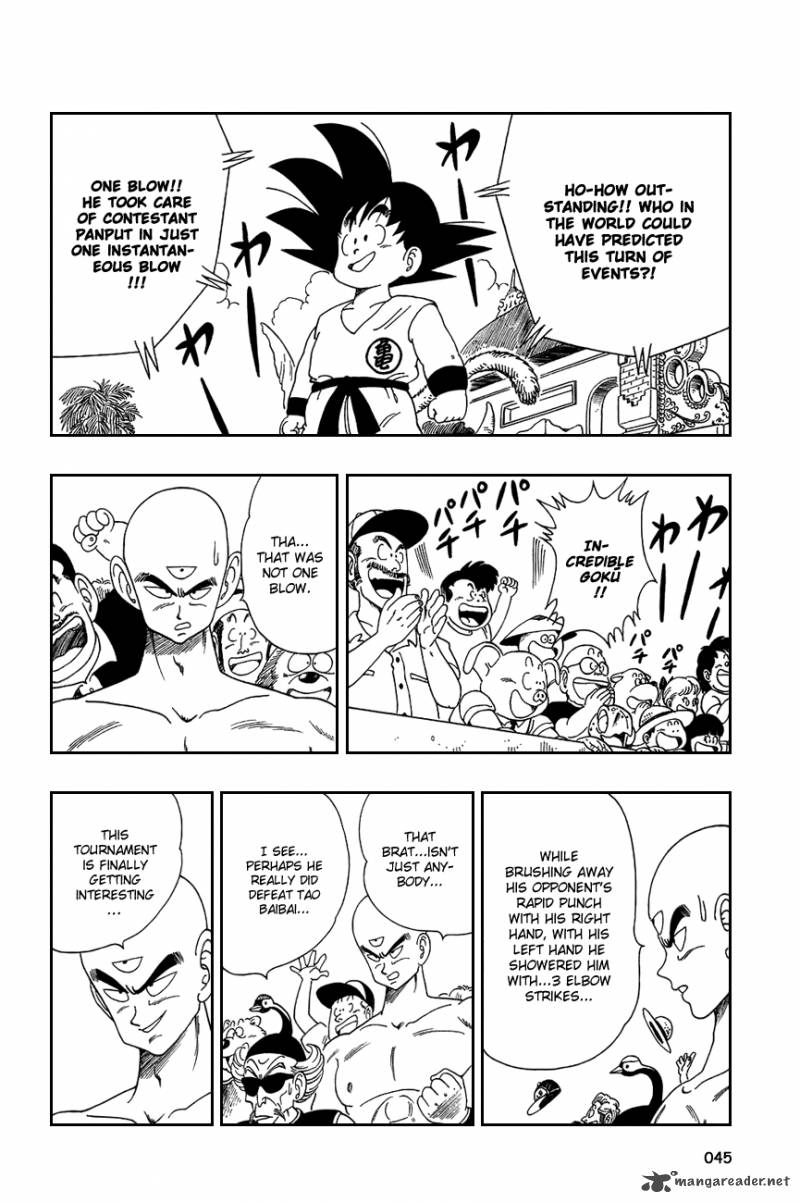 Dragon Ball, Chapter 122 image 014