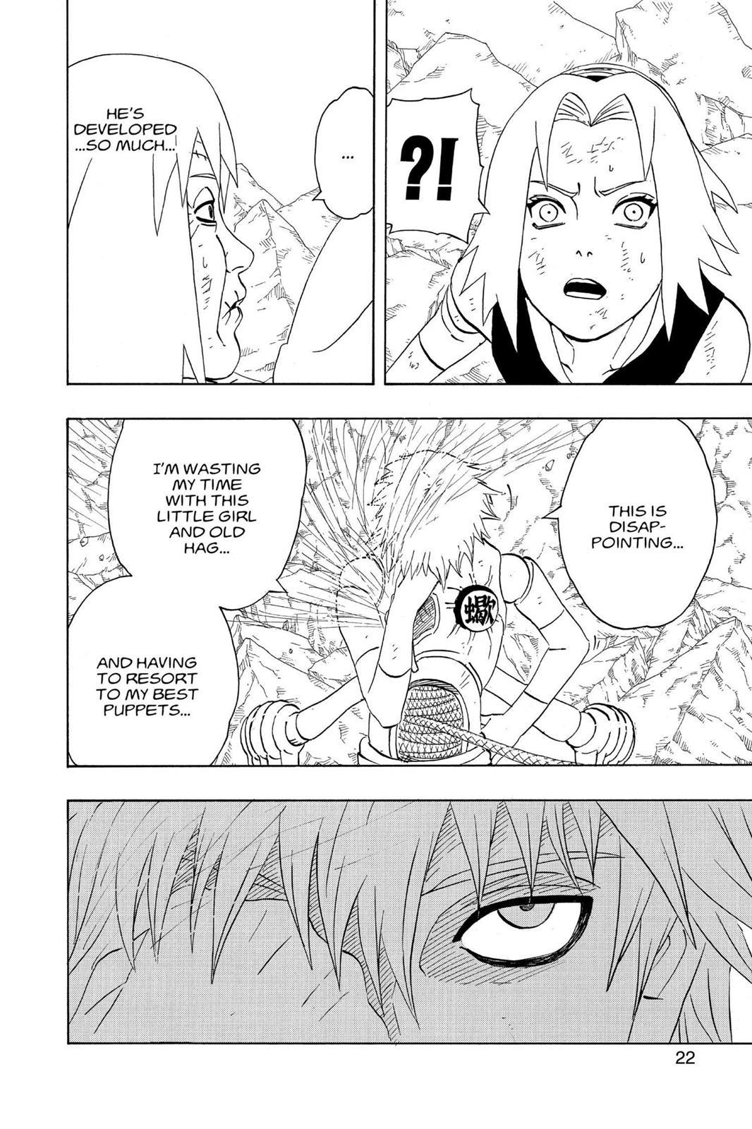 Naruto, Chapter 272 image 021