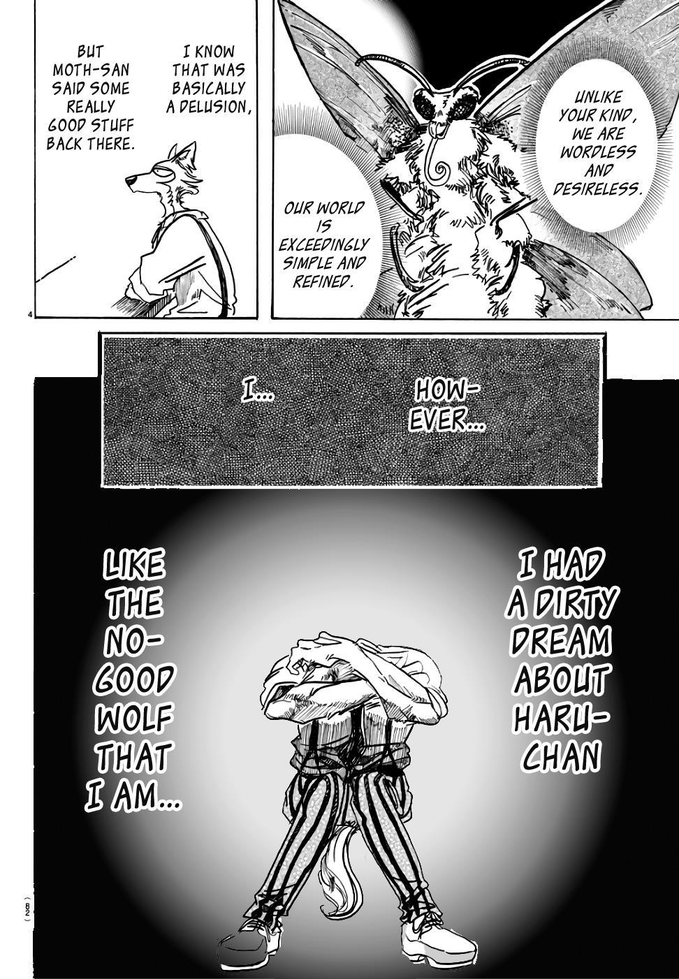 Beastars Manga, Chapter 83 image 003