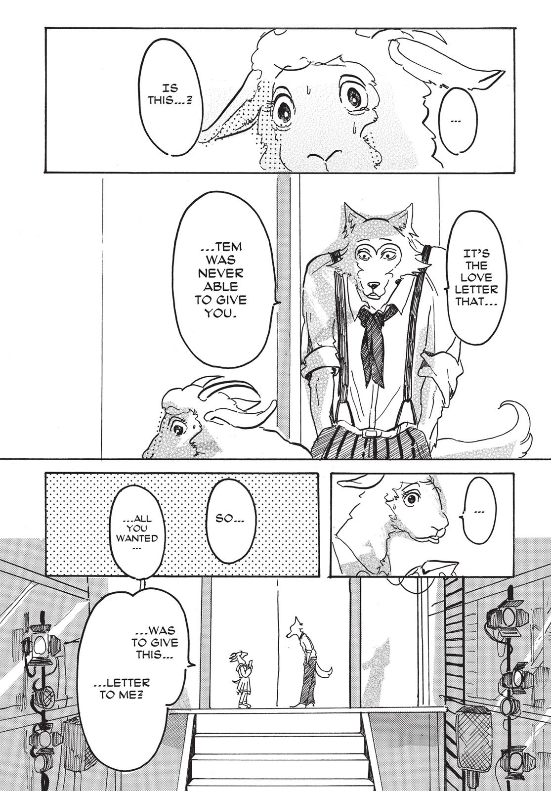 Beastars Manga, Chapter 1 image 050