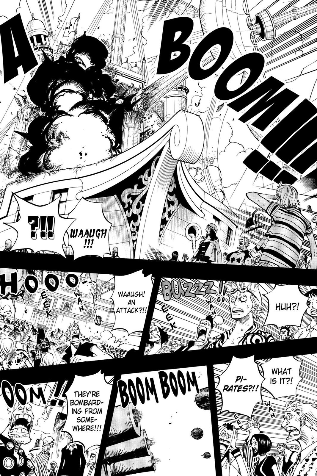 One Piece, Chapter 355 image 016