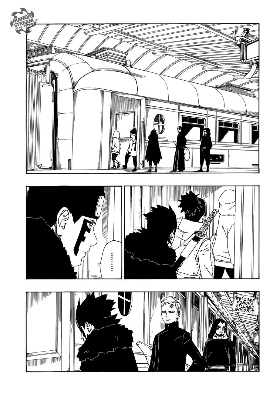 Boruto Manga, Chapter 10 image 024