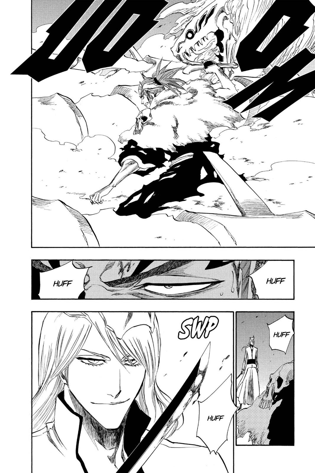Bleach, Chapter 206 image 024