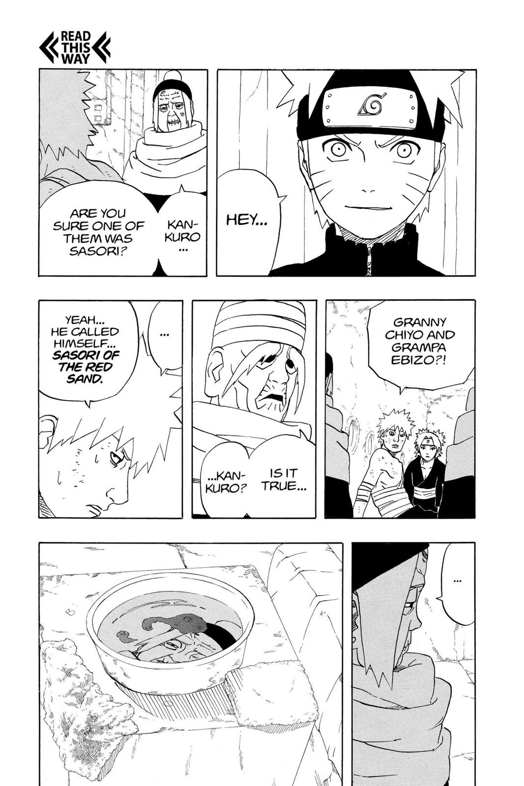 Naruto, Chapter 254 image 012