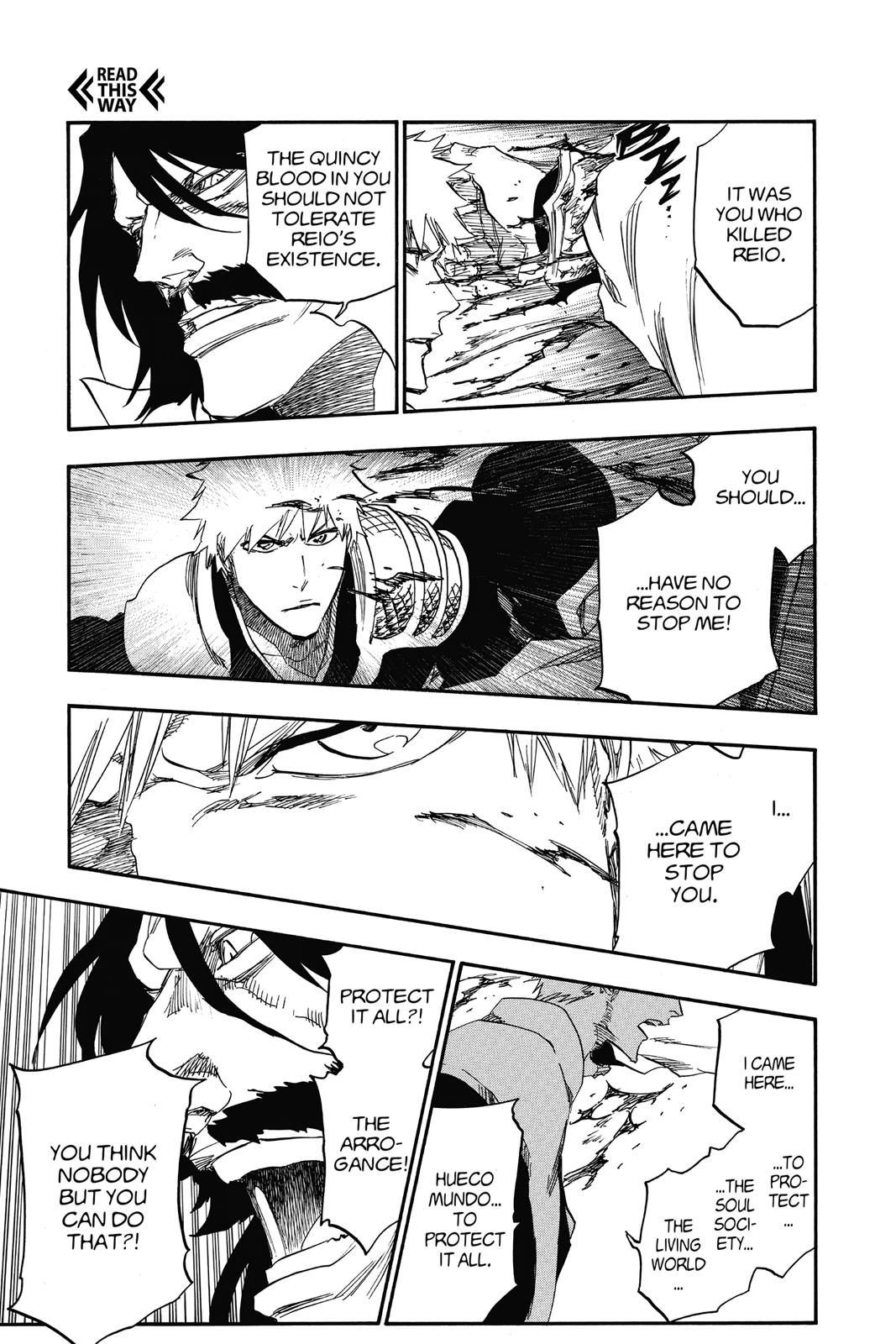 Bleach, Chapter 618 image 013