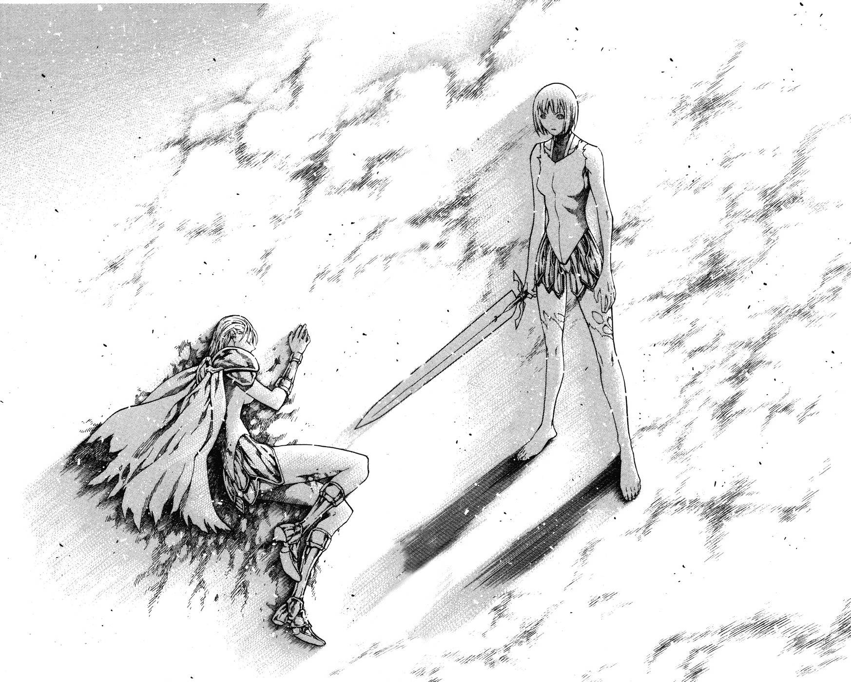 Claymore, Chapter 60 image 016