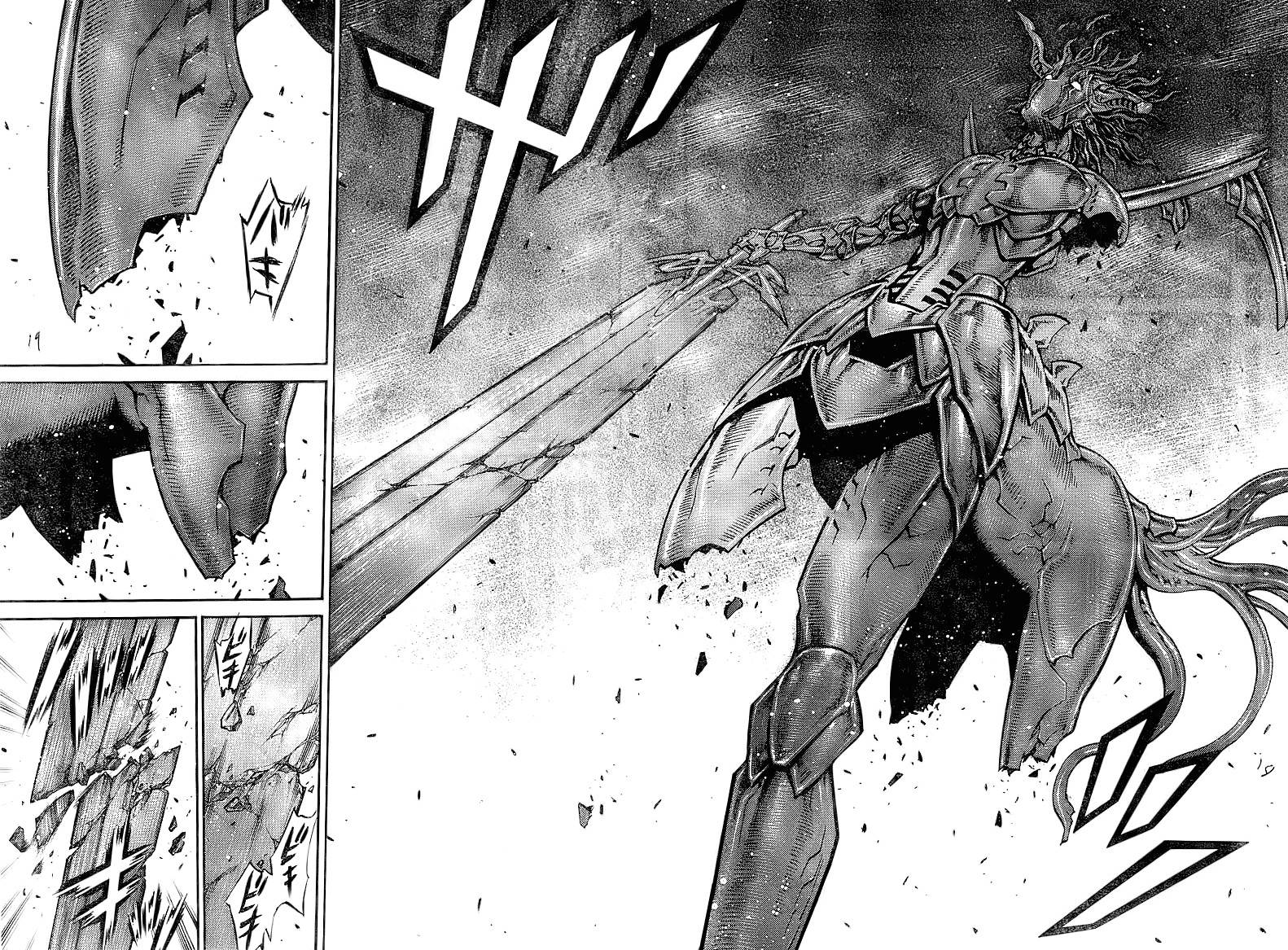 Claymore, Chapter 89 image 018