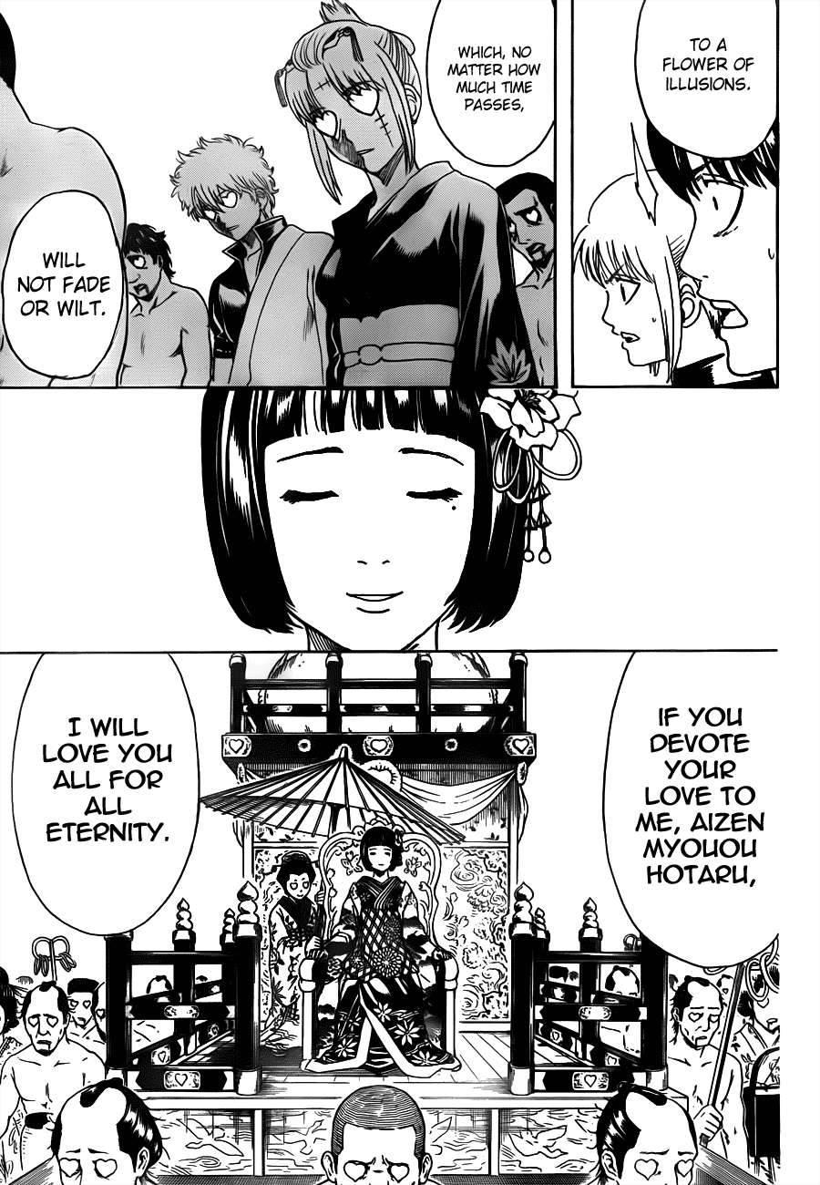Gintama Chapter, 494 image 011