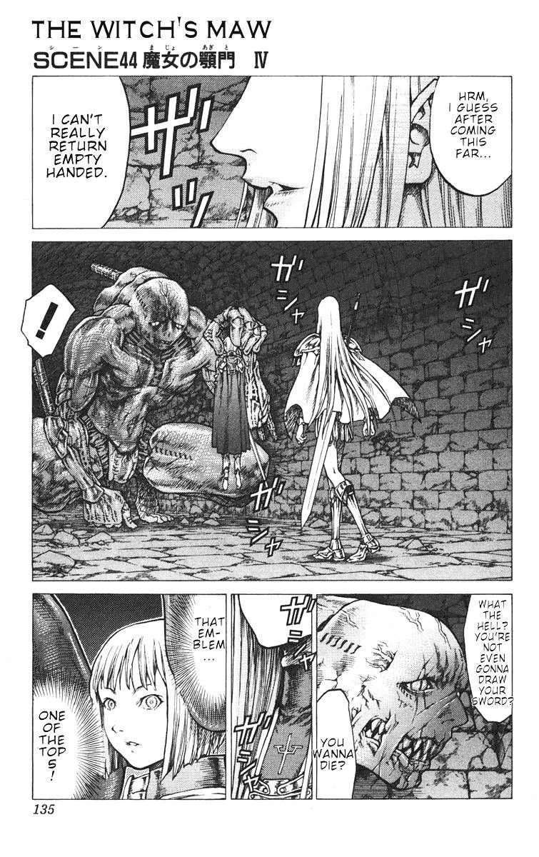 Claymore, Chapter 44 image 001