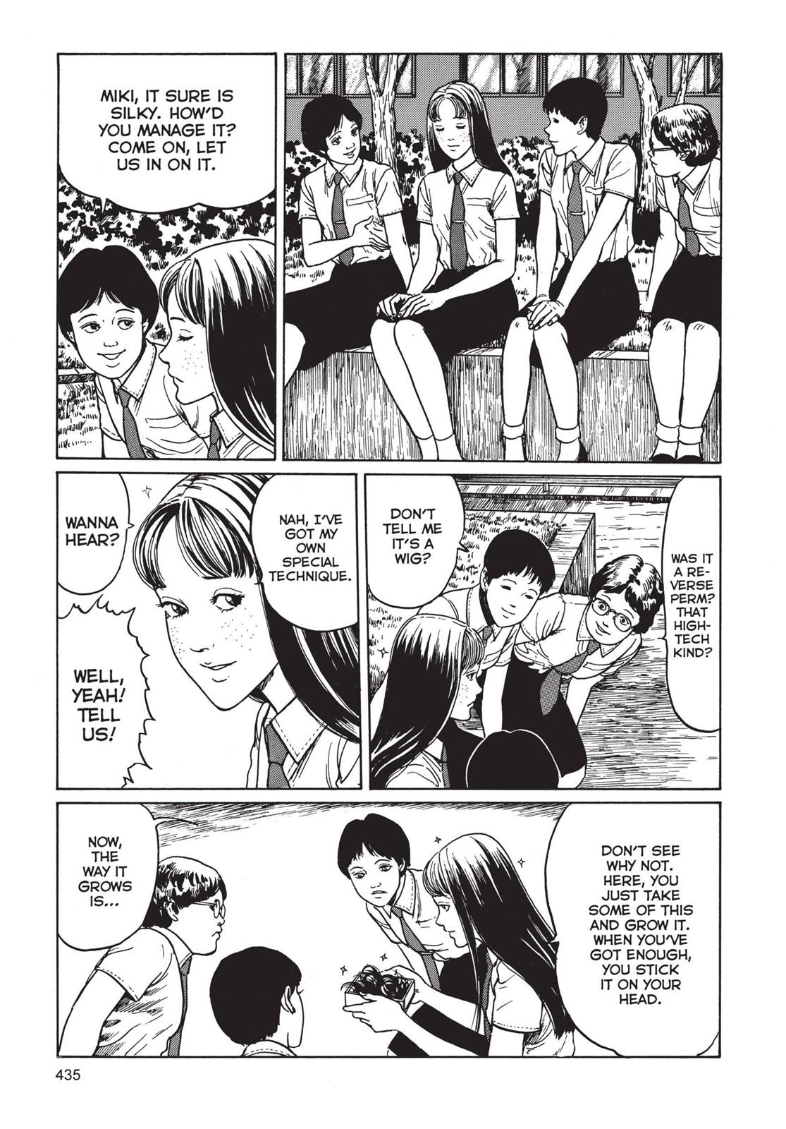 Tomie, Chapter 11 image 023