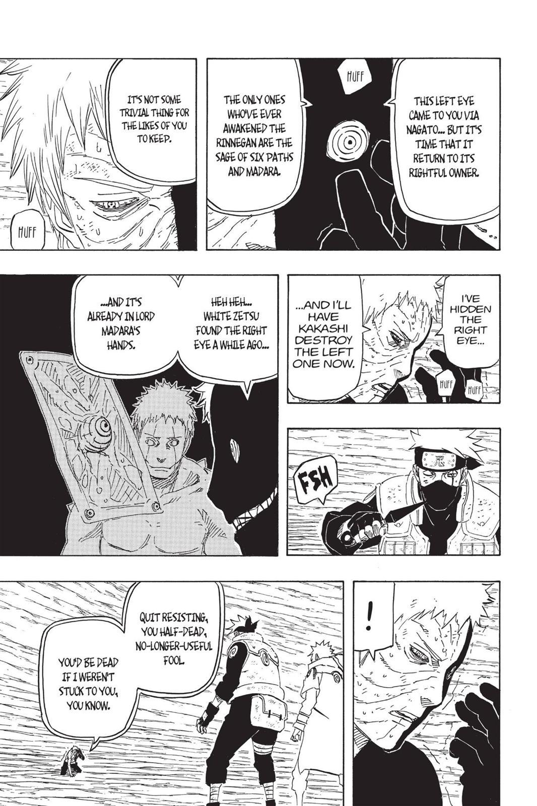 Naruto, Chapter 659 image 009