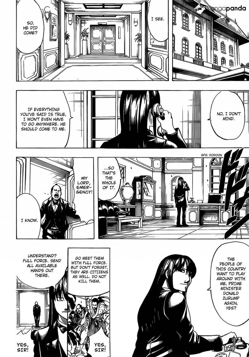 Gintama Chapter, 688 image 020